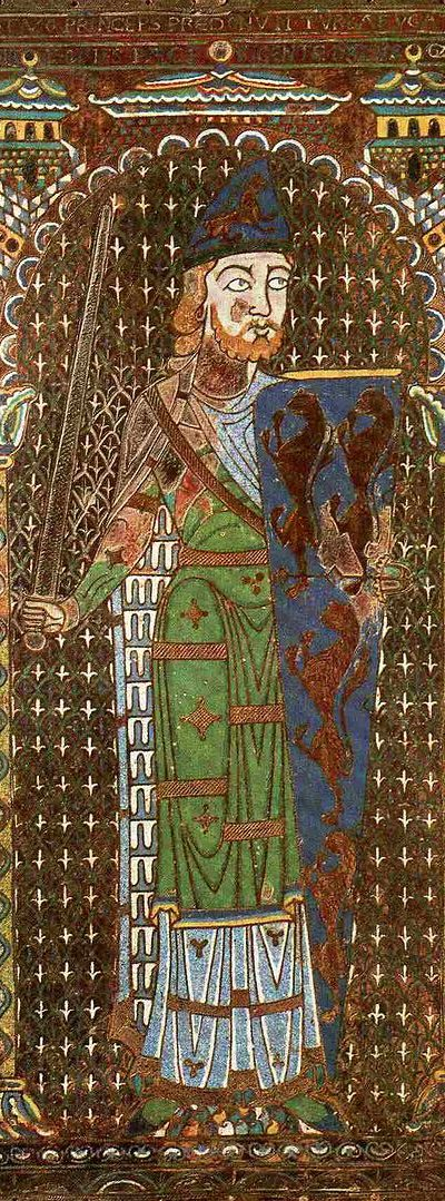 Geoffrey IV Plantagenet Count of Anjou, France (Great Grandfather 26 )
