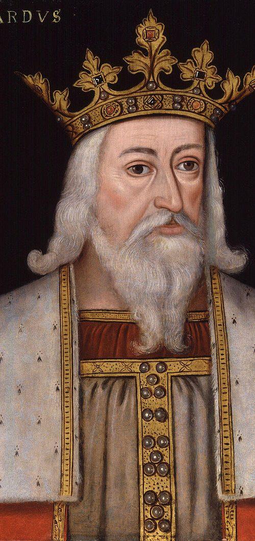 Edward III Plantegenet (Great Grandfather 20 )