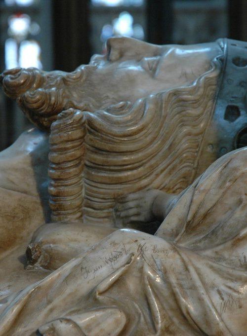 Edward II Plantegenet (Great Grandfather 21 )