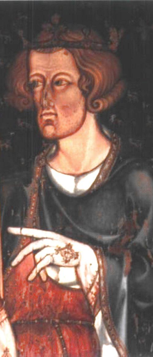 Edward I Plantegenet (Longshanks) (Great Grandfather 22 )