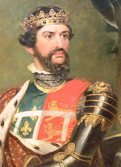 Edward Prince of Wales known as Edward of Woodstock (The Black Prince) was Duke of Cornwall in 1337. He married Joan Countess of Kent.
