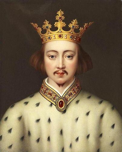 Richard II Plantegenet (Great Grandfather )
