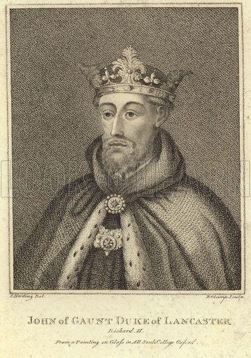 John of Gaunt (Great Grandfather 19 ) Duke of Lancaster