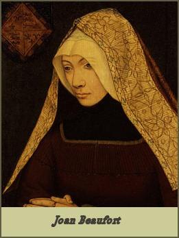 Joan Beaufort (Great Grandmother 18) Countess of Westmorland